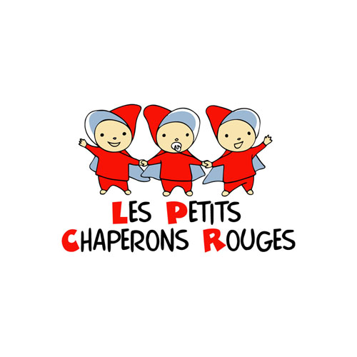 reference : Les petits chaperons rouge